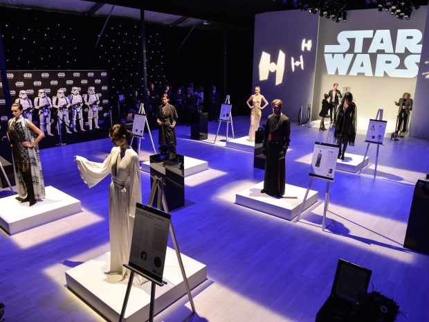 The Force is Strong with Star Wars at the Toronto Fashion Week 2015