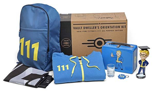 'Fallout 4' Vault 111 Loot Box from ThinkGeek