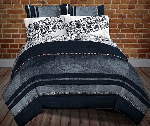 Stylish Marvel Avengers Comforter and Bed Sheets for Adults
