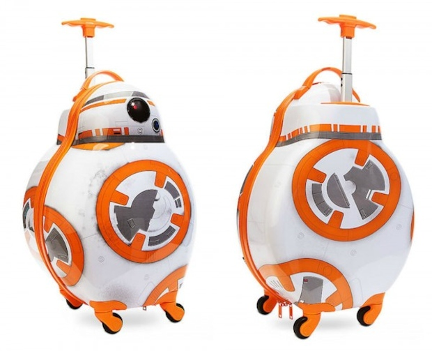 BB-8 Hard Shell Rolling Luggage