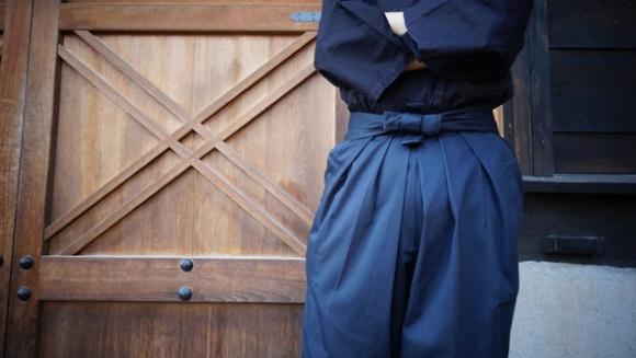 Chinobakama the Modern Day Pants of the Samurai