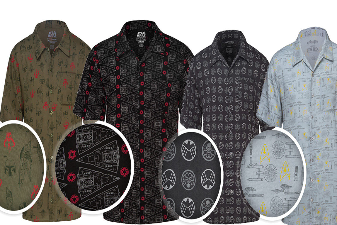 'Hawaiian Shirts' from ThinkGeek
