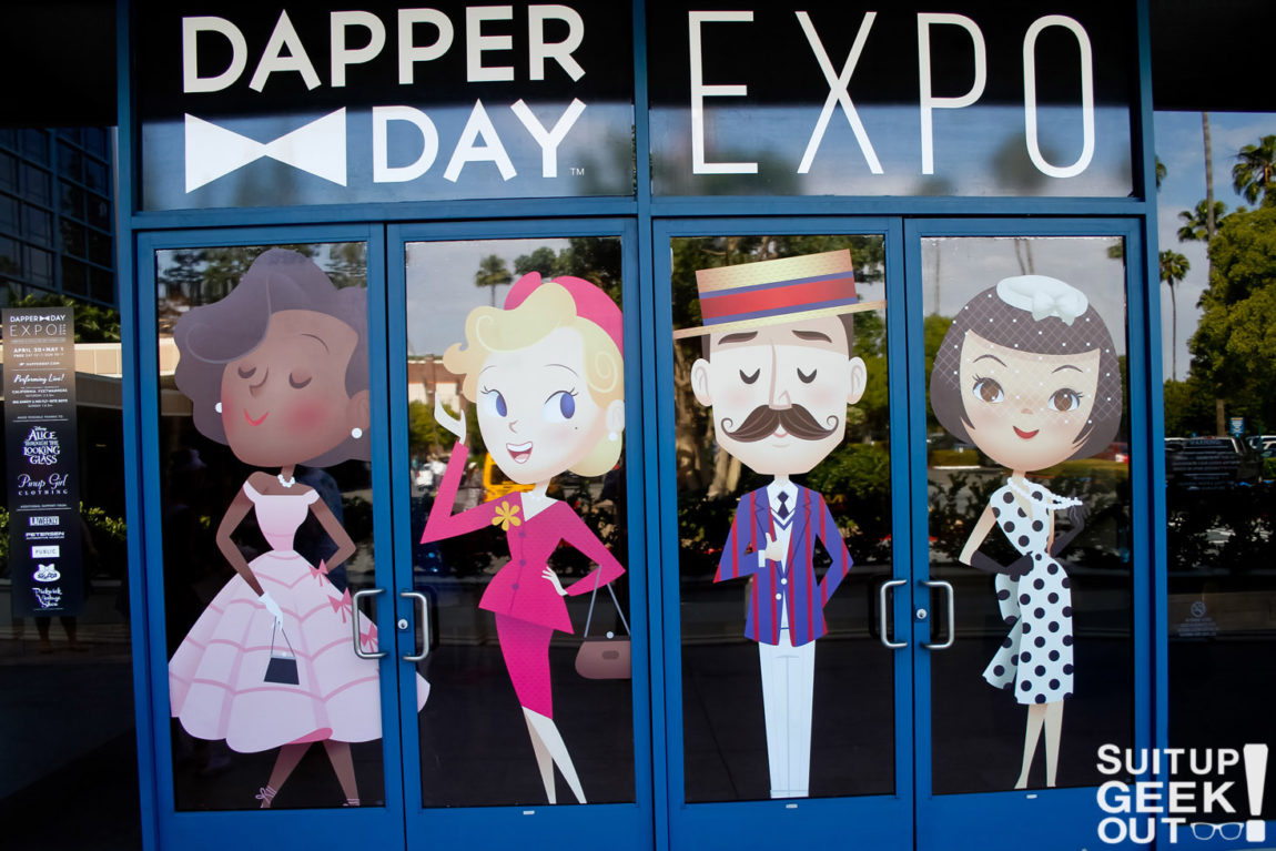 Dapper Day Expo Spring of 2016