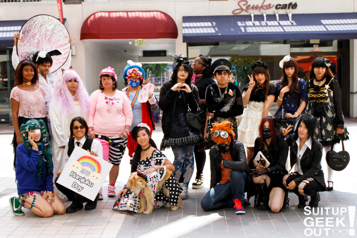LA Harajuku Fashion Meet of May 2016