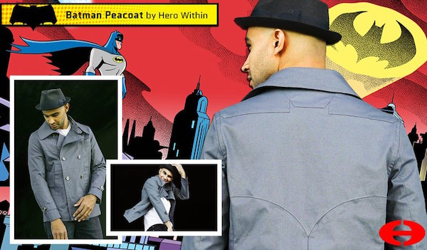 Sophisticated Geek Chic Jackets, Hoodies And Blazers From Hero Within