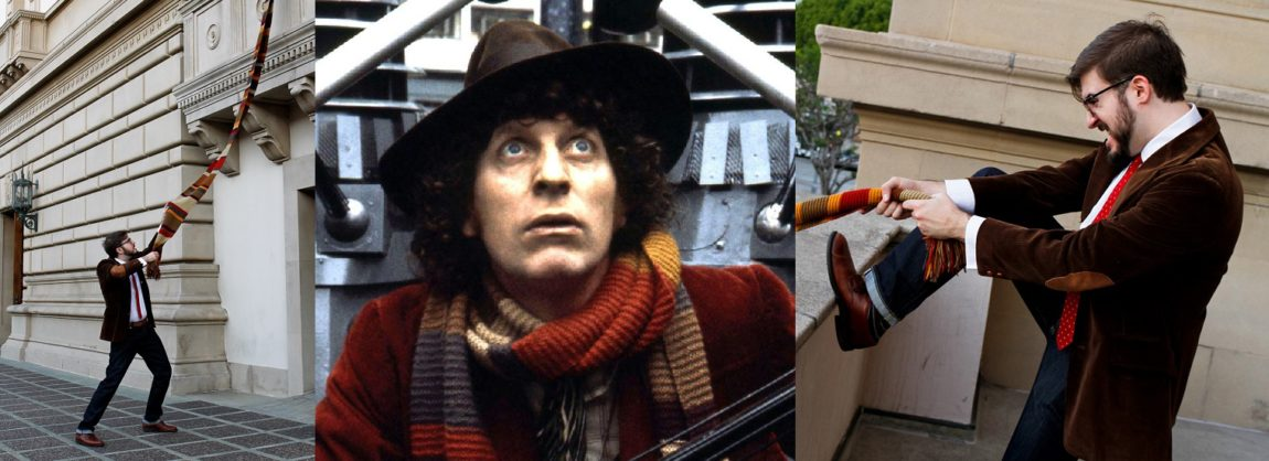Get Equipped! A Contemporary Fourth Doctor