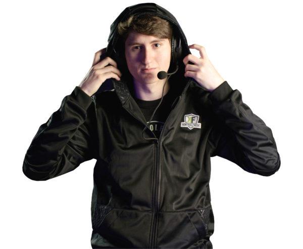 eSports Gaming Hoodie & Shorts from KontrolFreek