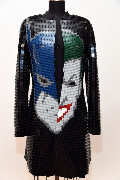 10,000+ Brick LEGO Batman Jacket