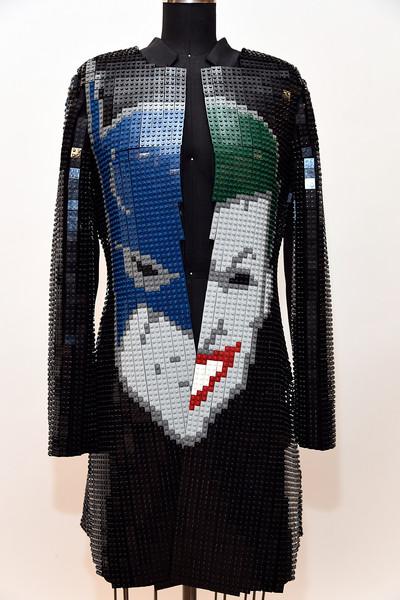 10,000+ Brick LEGO Batman Jacket