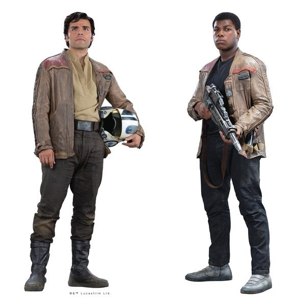 Poe Dameron & Finn Boots from Po-Zu