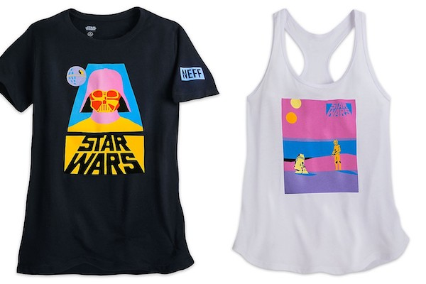 NEFF's Star Wars Summer Collection 2017