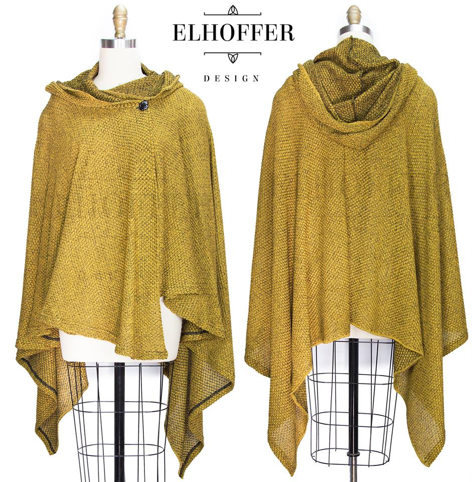 Wizard & Witch Hooded Cloaks by Elhoffer Design