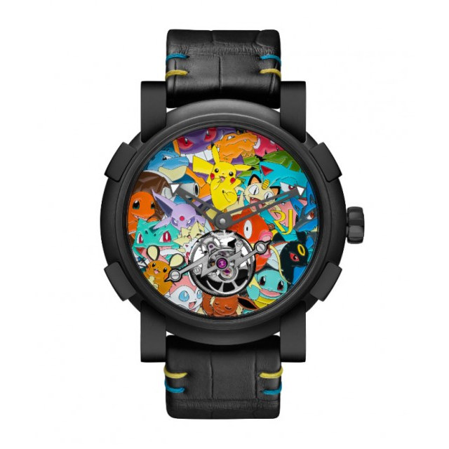 $258,000 Pokémon Watch