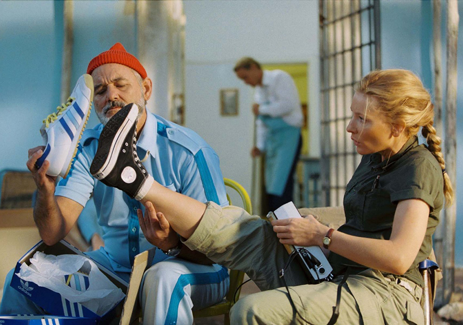 The Zissou Sneakers From 'The Life Aquatic' by Adidas