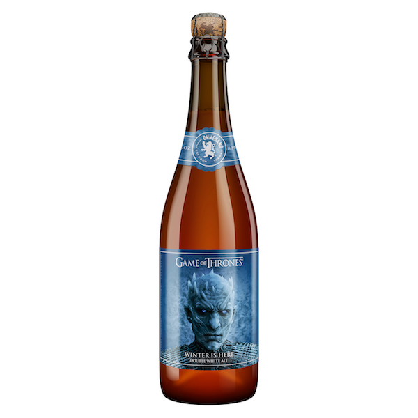 Game of Thrones 'Winter Is Here' Double White Ale