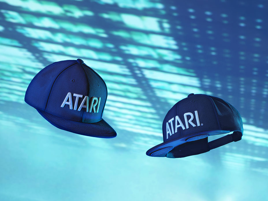 Atari 'Blade Runner 2049' Speaker Hats & More
