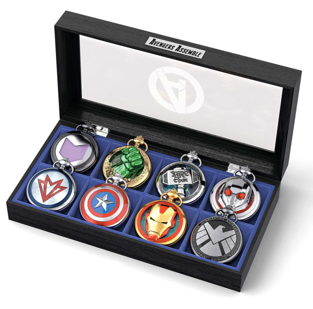 Marvel's Avengers Pocket Watch Collection