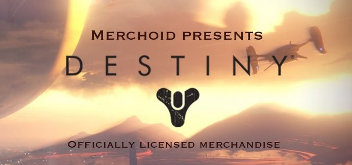 'Destiny 2' Hoodies, Hats, and More from Merchoid!