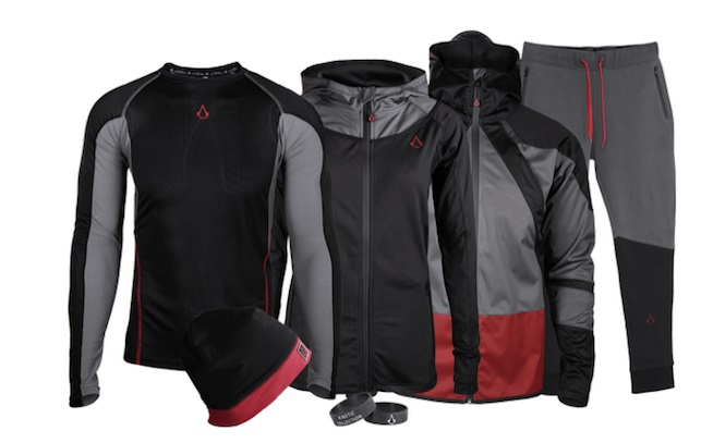 Assassin's Creed Kinetic Active Wear