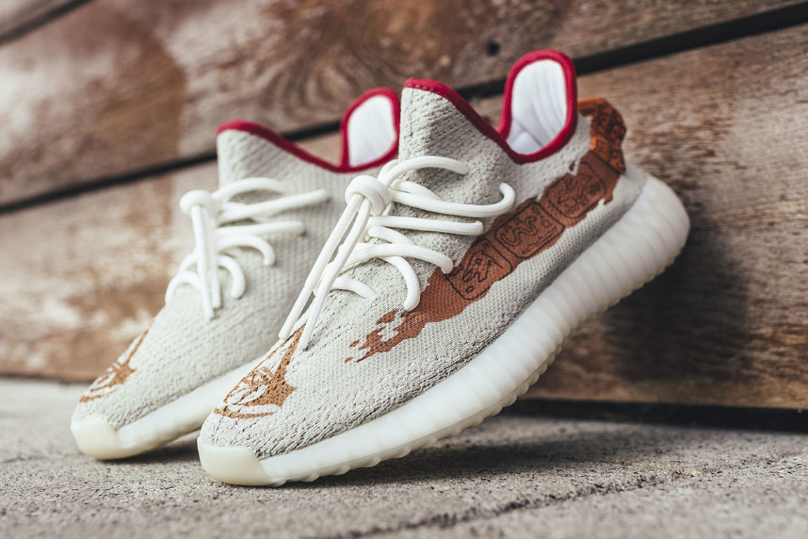Custom 'Assassin's Creed: Origins' Yeezys