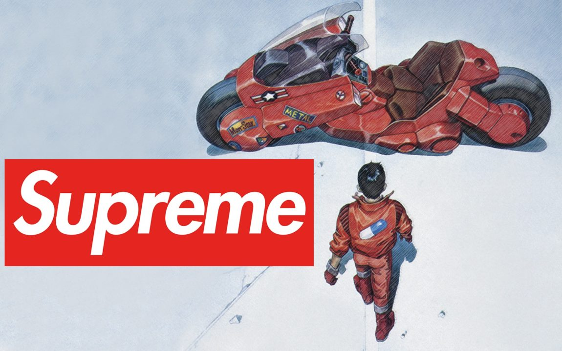 Akira x Supreme Collection Soon