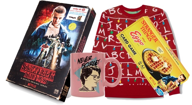 'Stranger Things' Goodies at Target