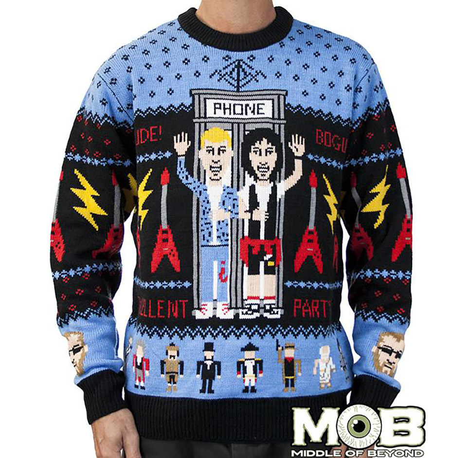 Bill & Ted's Excellent Sweater