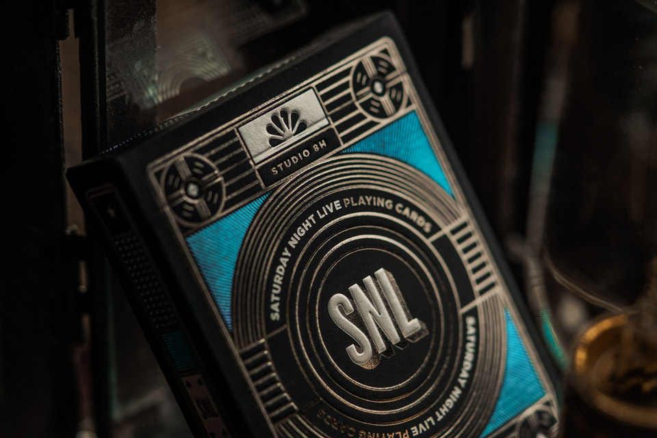 'Saturday Night Live' Playing Cards