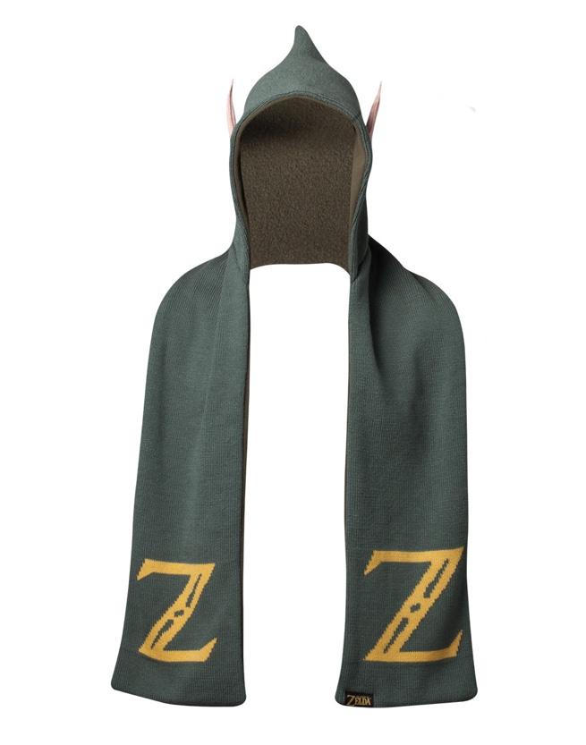 'The Legend of Zelda' Hooded Ear Scarf