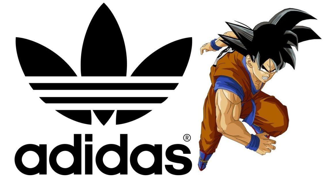 Dragon Ball Z x Adidas Sneakers
