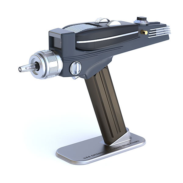'Star Trek' Replica Phaser & Remote Control