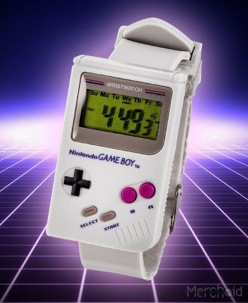 Digital Game Boy Watch