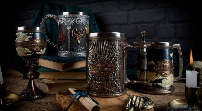 'Game of Thrones' Drinkware