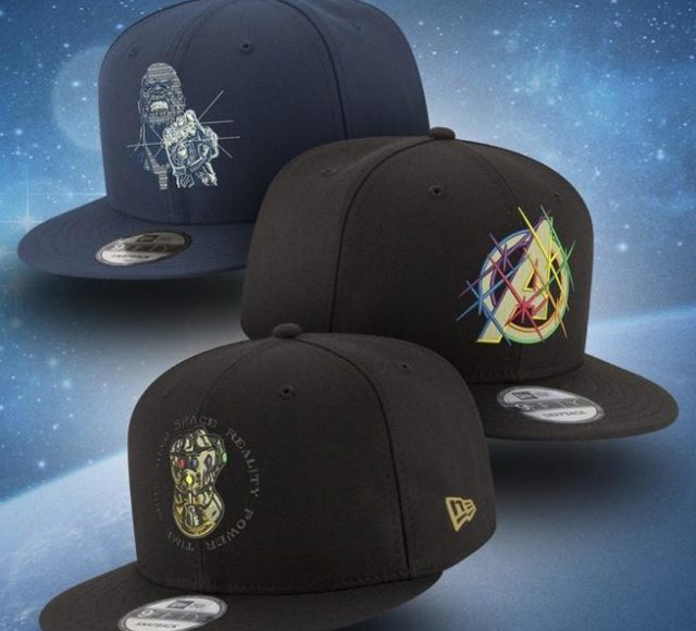 Avengers Infinity War  Infinity Gauntlet Hat – Suit Up! Geek Out! 8238dceb2613