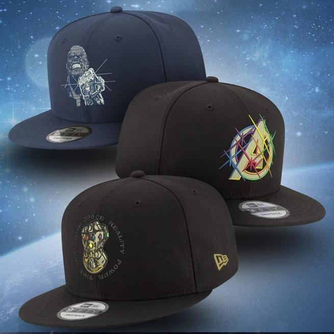 Avengers  Infinity War  Hats by Lids – Suit Up! Geek Out! 1ed97c5b2b9