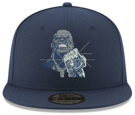 357c3d4857842 Avengers  Infinity War  Hats by Lids – Suit Up! Geek Out!