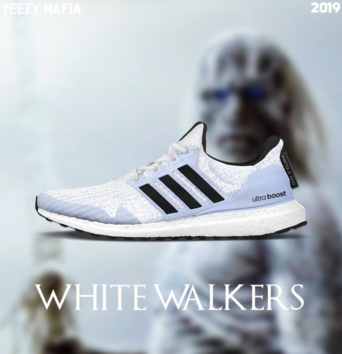 a1781b9cd Sneak Peek at  Game of Thrones  x Adidas Collaboration – Suit Up ...