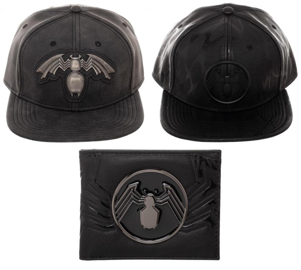 Venom Snapbacks   Wallet – Suit Up! Geek Out! 447a35b885e3