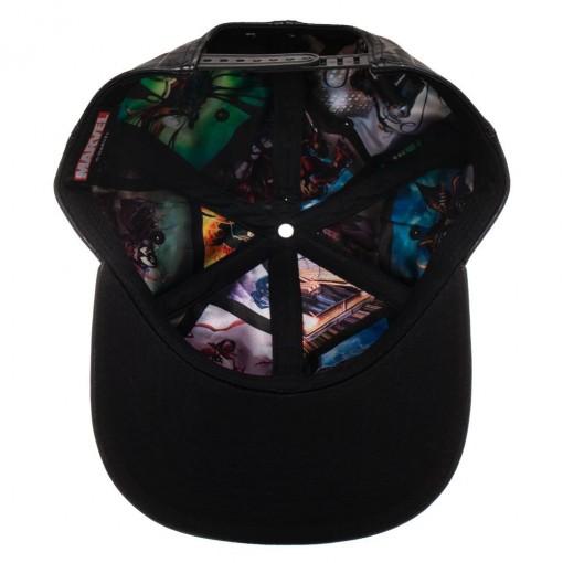 943816fe4da56 Venom Snapbacks   Wallet – Suit Up! Geek Out!