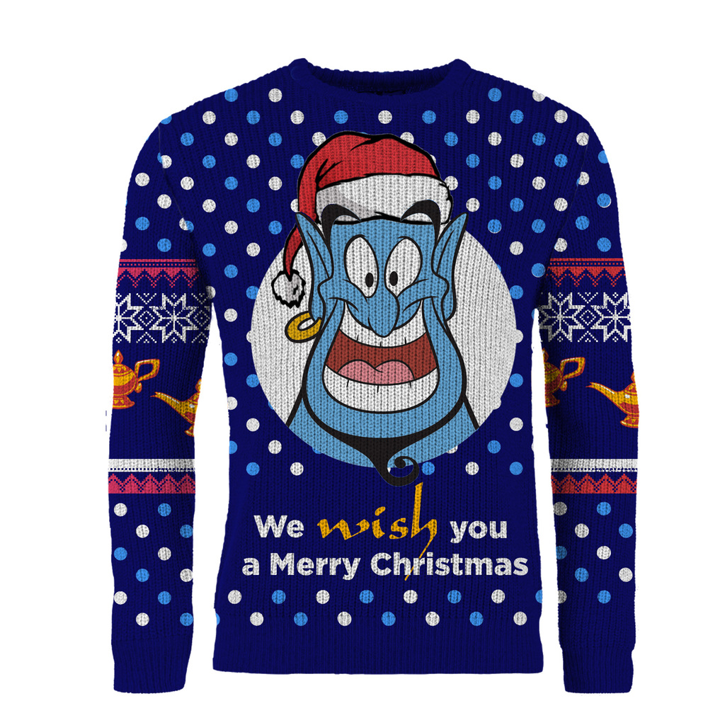 Disney Ugly Christmas Sweater.Ugly Christmas Disney Sweaters Suit Up Geek Out