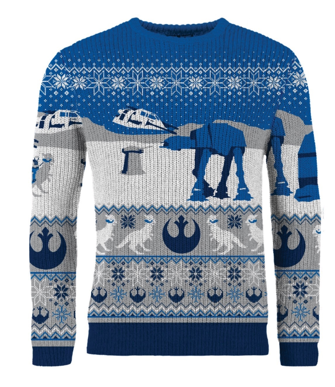 Star Wars Ugly Christmas Sweaters – Suit Up! Geek Out!