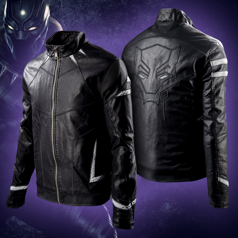 311038f0f Black Panther Premium Limited Edition Jacket