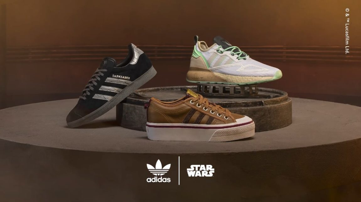 New adidas x The Mandalorian Collection – Suit Up! Geek Out!